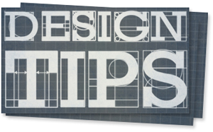 Design Tips logo