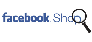 Facebook Shop Feature Focus Logo