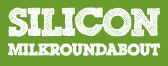Silicon Milkroundabout Logo