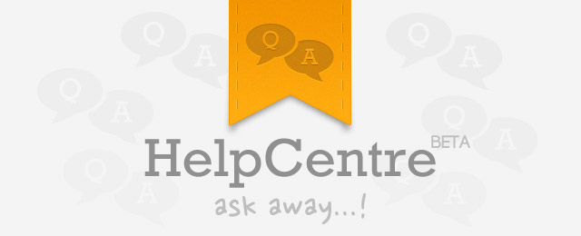 HelpCentre BETA logo