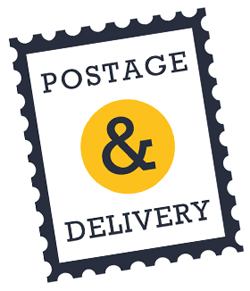 Postage logo